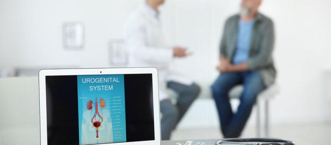 exame de próstata